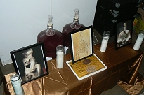 Altar of Nefertem 2011